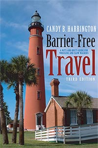 Cover of Barrier-Free TravelA Nuts and Bolts Guide