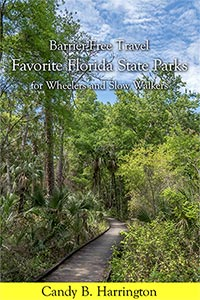 Cover of Barrier-Free Travel Favorite Florida State Parks