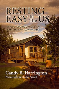 Cover of Resting Easy in the US Unique Lodging Options