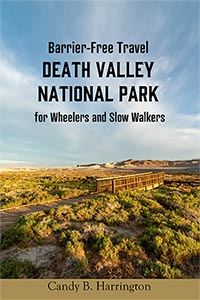 Cover image of Barrier-Free Travel Death Valley National Park